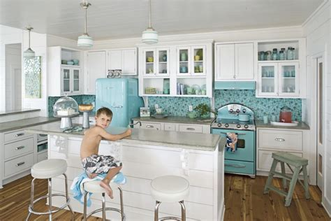 Classic Retro Style Kitchen Designs   My Kitchen Interior