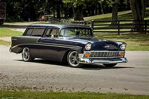 This 1956 Chevy Nomad Is All About How You Get There