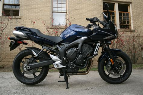 Brugttest af Yamaha FZ6 fazer 1998 - 2008