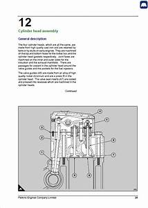 Perkins 3012  Cv12 Diesel Engine Workshop Manual Pdf