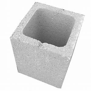 Prix Agglo De 20 : l ment de pilier b ton plein air x x cm ~ Dailycaller-alerts.com Idées de Décoration