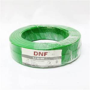 Dnf Pure Copper 2 5mm  7  0 67mm  Pvc Insulated Non