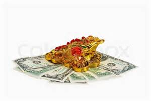 The Symbol Of Feng Shui Golden Toad To Attract The Money