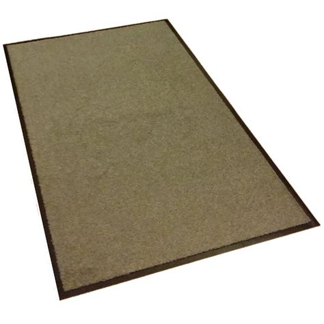 Large Doormat by Large Washable Rubber Non Slip Door Office Entrance