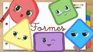 FORMAS en FRANCÉS para niños YouTube