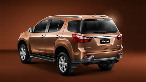 Isuzu Mux Photo by 2018 Isuzu Mux New Design Wallpaper New Car Release News