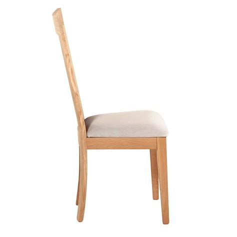 4 pieds chaise chaise en bois et tissu rembourré crocus 4 pieds