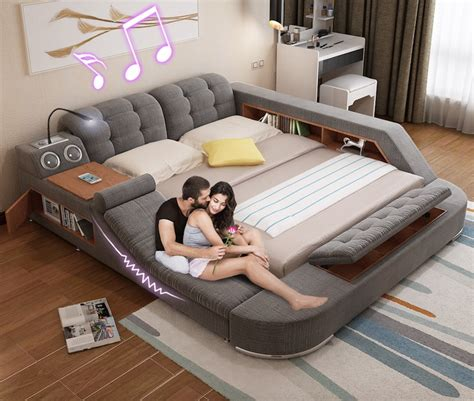 table sofa and bed all in one tatami massage bed the ultimate all in one sleeping and