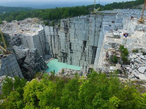 panoramio photo of rock of ages granite quarry barre vt