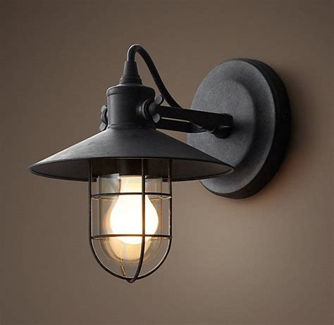 Exterior Sconce Lighting Fixtures - harbor sconce by rh option for the exterior front door