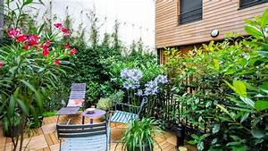 amenager un balcon une terrasse nos 8 conseils cote With exceptional decorer sa terrasse exterieure pas cher 17 appartement idee terrasse