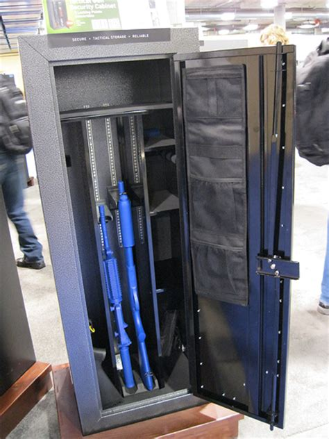 new from stack on tactical steel security cabinet the