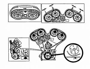 service manual 2005 saturn vue timing chain cover removal With saturn aura timing belt