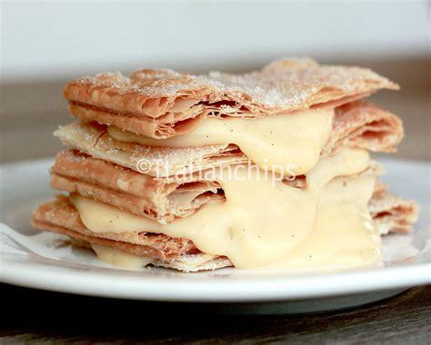 Napoleons pastries ... who resists?