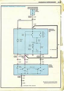 1968 El Camino Wiper Switch Wiring Diagram