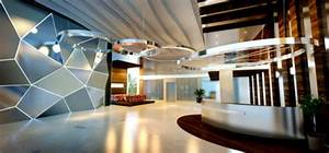 Astonishing Modern Office Lobby Interior Design With