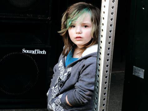 Little Punk Rock Girl By Ajouerle On Deviantart