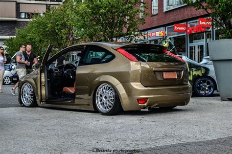 Ford Focus Extrem Getunt by Brown Ford Focus Mk2 Tuning Ford Focus St Tuning