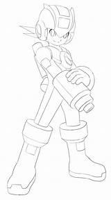 Megaman Exe Process Render Ultimatemaverickx Deviantart Help sketch template
