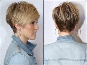 2017 Short Hairstyles Women Fine Hair