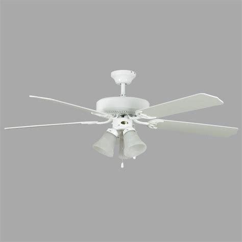 42 white ceiling fan with light radionic hi tech tutor 42 in white ceiling fan with light