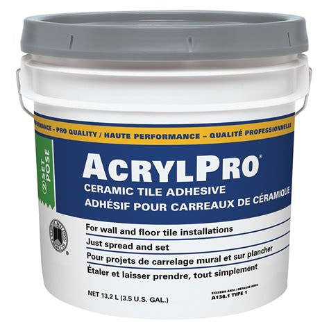acrylpro ceramic tile adhesive drying time upc 773894361273 acrylpro ceramic tile adhesive type i
