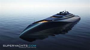 Project 1000 Yacht Concept