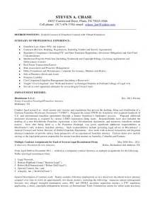 document review attorney resume exle version resume of steven april 24 2012 word 2007
