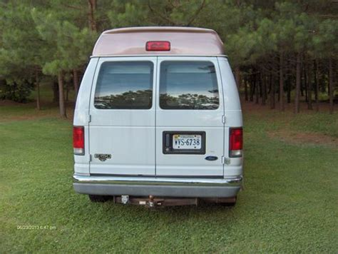 old car repair manuals 2001 ford econoline e150 parental controls purchase used 2001 ford e150 conversion van in powhatan virginia united states