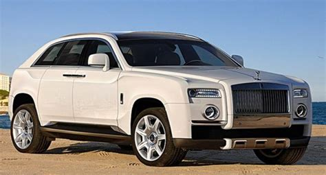 2017 Rolls-royce Suv Redesign, Release Date And Price