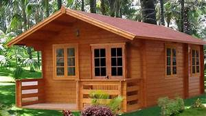 Wooden House Design In The Philippines  See Description