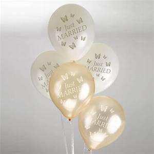 Wedding Balloons Gallery - Wedding Dress, Decoration And