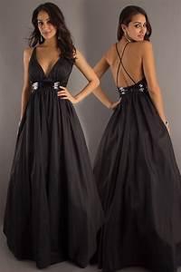 robe longue pour aller a un mariage l habilleuse With robe noire pour un mariage