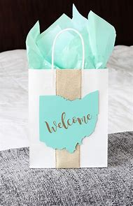 Best Wedding Gift Bags - ideas and images on Bing | Find what you\'ll ...