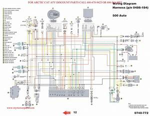 2004 Polaris Ranger 500 Wiring Diagram