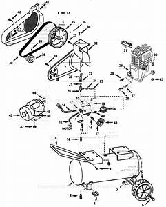 Campbell Hausfeld Vt6295 Parts Diagram For Air