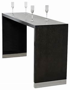 Vig Furniture Inc Modrest Silas Wenge Wood Bar Table