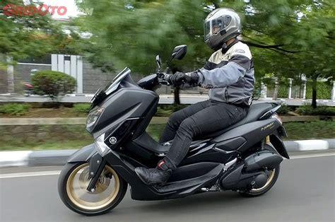 Nmax 2018 Teste by Hasil Test Ride Yamaha Nmax 155 Abs 2018 Lebih Nyaman