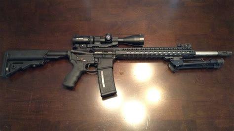 Mk 12 Special Purpose Rifle Ar 15 Build