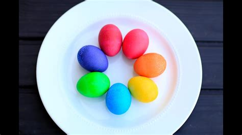 color easter eggs diy vibrant easter egg colors and bailey