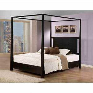 bedroom california king size canopy bed which furnished With how to buy king size canopy bed