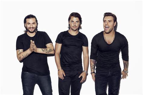 Swedish House Mafia · Axel Hedfors, Sebastian Carmi