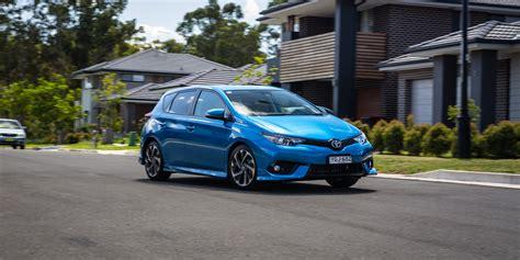 2017 Toyota Corolla Review 2017 toyota corolla sx review caradvice