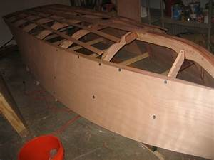 Building A 16 U0026 39  Chris Craft Barracuda From Kit - The Hull Truth