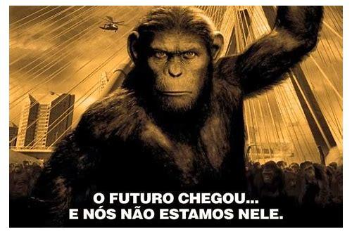 o planeta dos macacos serie baixar via utorrent