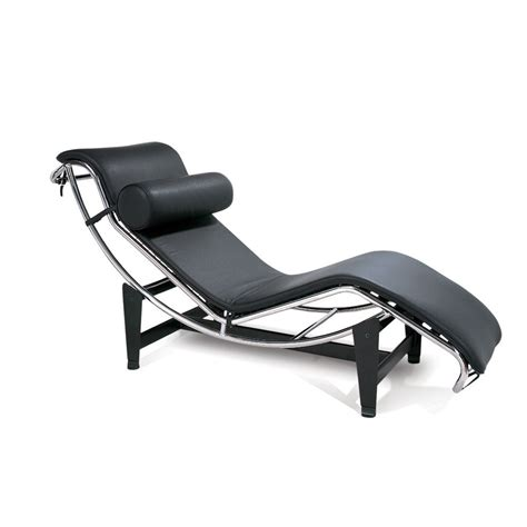 les chaises com le corbusier style chaise black leather chaise lounge