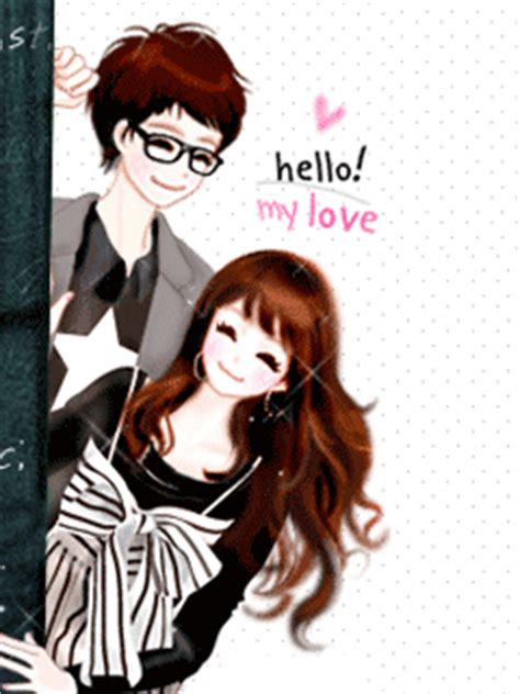 Anime Korea Cantik Kumpulan Gambar Anime Korea Yang Cantik Animasi Korea