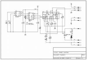 2500w Phase Control  U2013 Circuit Wiring Diagrams