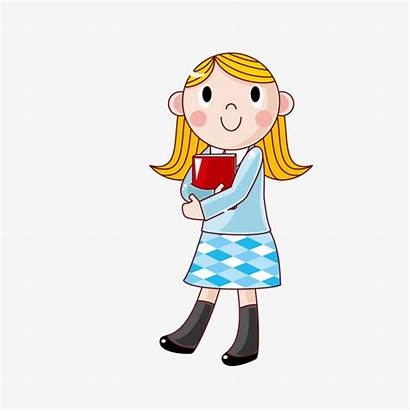 Student Clipart Cartoon Clip Cliparts Library Clipground