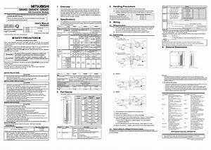 Mitsubishi Q64ad Wiring Diagram